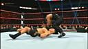 《WWE2016》兰迪·奥顿KO迪恩夺冠军腰带血债血偿2K16