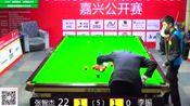 2016中青嘉兴公开赛 张智杰VS李振