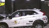 【哎呀我car】成人防护超沃尔沃,跨界SUV三菱Eclipse荣获ENCAP五星评价