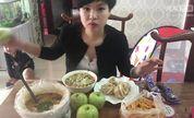 兰子的红油亮皮麻辣烫1151【处女座的吃货】中国吃播,国内吃播,兰子投稿吃出个未来·吃饭直播,大吃货爱美食,大胃王,减肥,