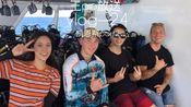 考OW潜水证日常!大堡礁的海底世界还没巴厘岛的美讷?海的女儿放送part2!