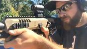 军事科技:它是一把手枪却能秒变卡宾枪,手枪卡宾转换套件实测