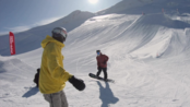 The Stomping Grounds - SAAS FEE - Mark McMorris