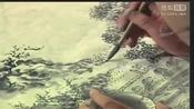中国写意山水画视频写意山水画视频教程