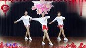 糖豆广场舞课堂《一起红火火》青春动感活力
