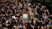伊朗释放复仇强烈信号,大批民众涌上街头,要求不惜代价讨回公道