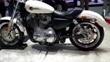全新2019款哈雷 Harley Davidson 硬汉883L,展厅实拍