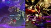 「银色」猎天使魔女2,Switch与WiiU的比较