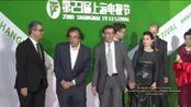 上海电视节闭幕式红毯-20170616-2017上海国际电影电视节白玉兰奖纪录片单元入围作品代表