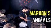 《Animals》-[Matt McGuire]-DrumCover-50fps