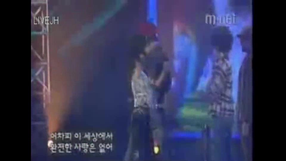 李贞贤 - 半 (M.net Showking M 20020201)