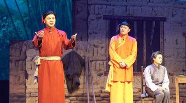更杭州│春晚小品舞台上,北有开心麻花,南有杭州的他