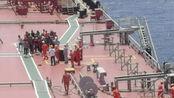 南沙海域渔船遇险,32人全部获救
