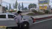 GTA5 Dept. of Justice Cops #787 - Olympic Crash