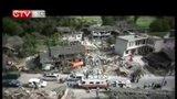 四川地震-20130422-航拍震后龙门乡