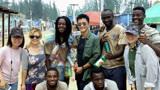 哎哟!辣么美 第2季吴京口述:在非洲进贫民窟拍戏还携带了保镖,不然后果不堪设想