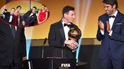 2015国际足联fifa金球奖颁奖盛典 全程回顾