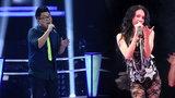 中国好声音 第3季张卓含威对比:被莫文蔚赞最棒翻唱