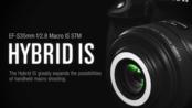 佳能EF-S 35mm f2.8 Macro双重IS技术解析视频 (Canon EF-S 35mm f2.8 Macro IS STM Hybrid IS )