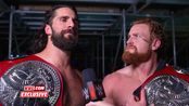 Seth Rollins & Murphy relay message to Raw roster: WWE Exclusive, Feb. 27, 2020