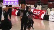 少年II组拉丁舞梁森童瑶桑巴(2013中顺洁柔CDSF锦标赛)-游戏视频 推荐