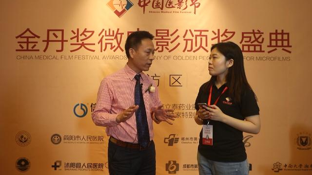 专访 |郑光全-首次携手医影节:展示医护风采,期待观念转变