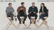 【本宝宝字幕组】本哈迪Ben Hardy和Ryan Reynolds《鬼影特攻:以暴制暴》访谈:你够北欧吗?