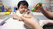 适合8个月宝宝的美味辅食牛肉蔬菜粥,营养一级棒,宝宝吃不够!
