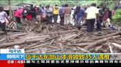乌干达东部山体滑坡致35人遇难