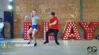 少男少女街舞舞技出神入化,真心喜欢