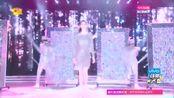 《快乐大本营》大本营四大美女开场秀,谢娜压轴引爆全场!