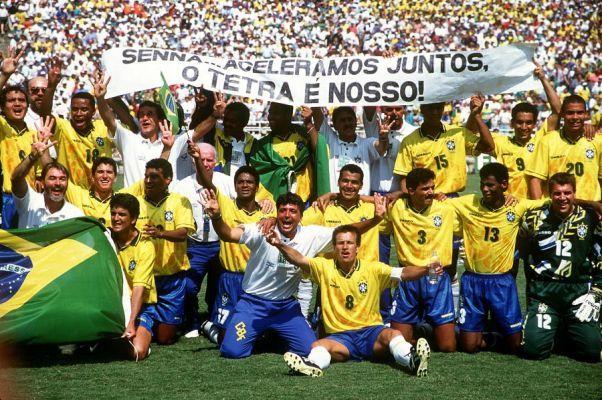 属于桑巴军团的传承,巴西国家队历代领军者们的风采