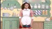 0292.儿歌-《经典英文卡通儿歌》14《ten fat sausages