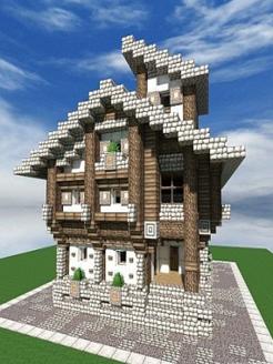 我的世界建筑