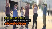 School of rock 摇滚学校剧组翻唱 what I like about you