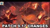 Patch 9.17 notes - New changes coming soon - League of Legends