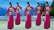 联盟苏广场舞《新阿哥阿妹》歌曲优美动感,舞蹈好看迷人