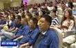 中华全国总工会文工团在我市慰问演出