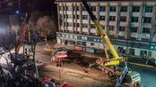 西宁路面塌陷已致9人遇难17人受伤 搜救仍在进行