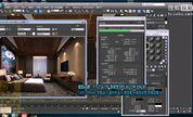 3dmax室内设计教程3dmax建模教程3d视频 木材质的调节