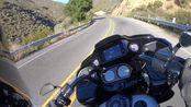 试驾2020款 Harley-Davidson CVO Road Glide (FLTRXSE)