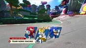 E3 2018 赛车竞速游戏《团队索尼克赛车》IGN点评游戏演示