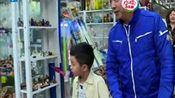 爸爸回来了:王元也终于要愉快的告别国际友人了