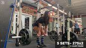 Marisa's Raw Nationals Training Log #1 | JTSstrength.com