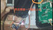 富斯i6改锂电池供电。 控电板在淘宝买个升压板,3.7V转5V即可,然后买个3.7V铁锂电池就行了,完美运行。