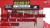 【伦敦马拉松】法拉赫跑姿欣赏