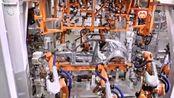 全新奥迪Q5墨西哥工厂展示