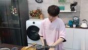 《做家务的男人》:何炅做客魏大勋家,黄磊远程教学做菜