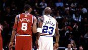 NBA三大球衣最伟大号码:23号上榜,而一号码撑起联盟一片天