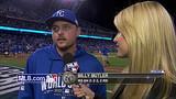 2014.10.22. MLB.com FastCast,Billy Butler,制胜左外野安打,Royals 一局5得点